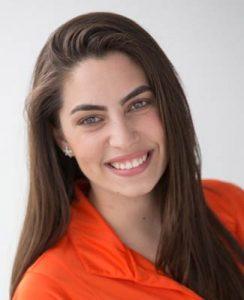 Alicia Santana, recent UM alumna in religious studies.