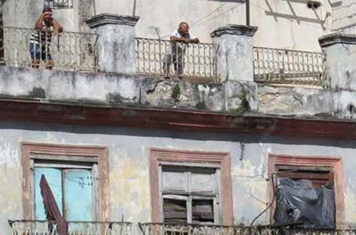 A UM Architect's Connection to Cuba