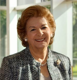Esperanza Bravo de Varona, Professor Emerita and former director of the Cuban Heritage Collection at the University of Miami. Photo courtesy of Jose Cabrera, UM Libraries, 2008