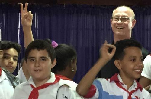 A Musician Grows in Cuba