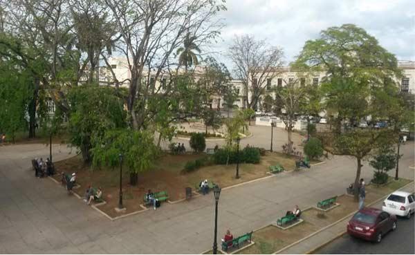 Plaza La Libertad, Matanzas, Cuba