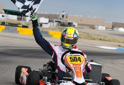 UMGA Joins Cold Stone US Grand Nationals and Rotax in Another Exciting Program