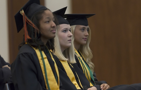 Virtual School Students Celebrate Their Achievements at Live Commencement Exercise