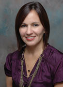 Audina M. Berrocal, M.D., professor of clinical ophthalmology at UM's Bascom Palmer Eye Institute