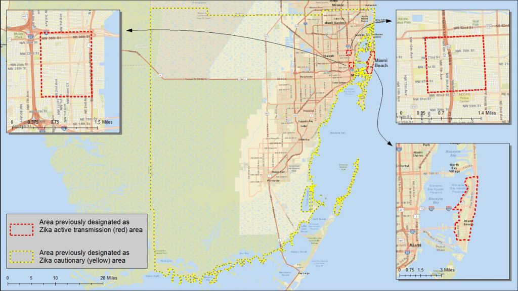Zika in South Florida | Zika Global Network - a special report from Miami Fl Map on map baltimore md, map chicago il, map charlotte nc, map miami arizona, map laredo tx, map miami colorado, map minnesota cities, map wichita ks, map birmingham al, map las vegas nv, map houston tx, map florida, map miami usa, map ne usa, map miami fort lauderdale, map los angeles ca, map miami mo, map wilmington de, map montgomery al, map miami orlando,